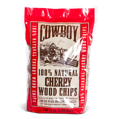 Cowboy® Cherry Wood Chips