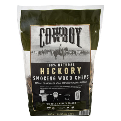 Cowboy® Hickory Wood Chips